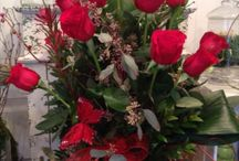 Happy Valentine's Day / Give the gift of flowers for Valentine's Day