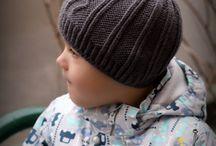 шапки сыну