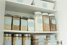 Organized Home : pantry