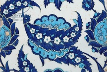 mosaics çini ve seramik desenleri
