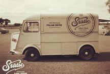 DESIGN | Food Trucks & Carts / Food Trucks and Food Cart Designs