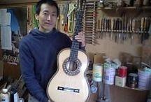 木の音 / ガットギター