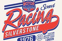 car racing t's