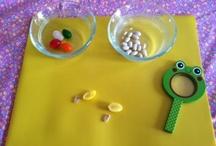 Preschool Jellybean Theme / by Patricia Ispas