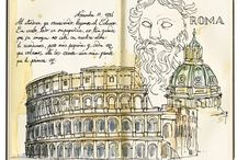 Sketchbook Ideas / by Lucy Gentry