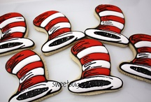 ~ Dr. Seuss Party ~ / by Jodie Valenti