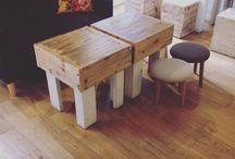 Décoration intérieure : ambiances cosy et tendance / Les créations Lilou instaurent des ambiances intérieures chaleureuses et uniques dans toutes les pièces de votre maison/appartement ou local professionnel. Découvrez les plus belles mises en situation !