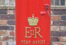 Royal Mail / Royal Mail genuine post and pillar boxes