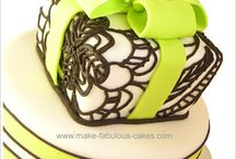 Bridal Shower Cakes / by Darlene - Make Fabulous Cakes