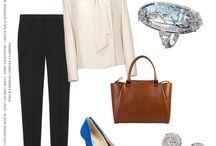 Fashion looks with Carrera y Carrera jewelry.