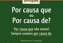 português certo