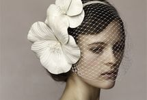 Bridal hat/headpiece inspiration / by Tamsyn Brocks
