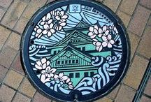 Японские люки