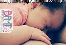 breastfeeding babe