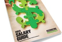 2014 Salary Guide / Request your free copy of the Accounting Principals 2014 Salary Guide today!
