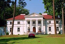 Drwalew - Pałac