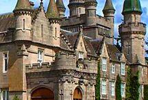 Scotland Castles & landscapes