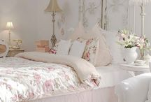 Shabby chic spaces