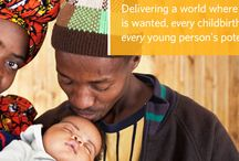 Words to Live By / Inspirational quotes from UNFPA representatives and others. / by Friends of UNFPA
