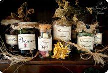 Veneno y pociones mágicas