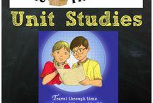 Units Studies based off Books