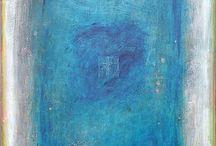 Paintings Marijke Leertouwer