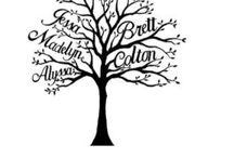 Tetování stromy