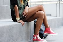 Trainer. Sneakers  / by Fashionista Mum