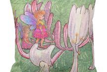 Fairies, mermaids, fantasy