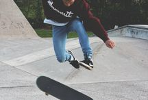 Patinaje con monopatín / skate