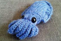 Amigurami / Crochet animals