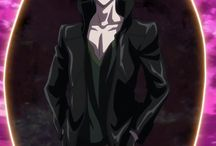 Vali Lucifer from highschool dxd