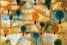 Paul Klee / Surrealista, Expresionista y Abstracto