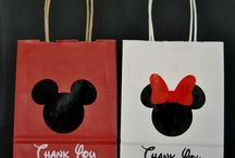 Mini mouse decor