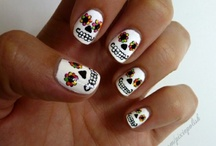 Nail ideas / by Lupe