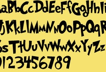 Fun Fonts and Graphics.