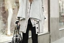 Winter Ready / Style Inspiration for the winter months.