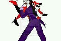 ♣♧ Harley Quinn & Joker ◇◆