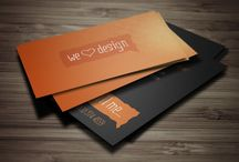 Business Cards - Design