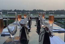 Wine Tasting in The Roof Lounge at Restaurant 1539