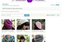 My etsy shop / Handmade knitwear www.etsy.com/shop/AlkistiKnits