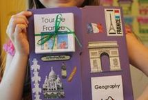 franciaorszag lapbook