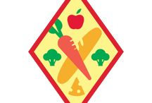 Eating for Beauty Cadette Badge / Requirements for Cadette Badge Eating for Beauty  1. Know how good nutrition helps your body stay healthy 2. Find out how what you eat affects your skin 3. Explore how your diet affects your stress level 4. Investigate how what you eat affects your sleep 5. Look at how your diet affects your energy