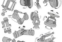 Mechanical Joints / Joints and more joints