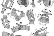 роботы механника