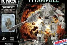 News from across the pond: K'NEX get ready for Titanfall!