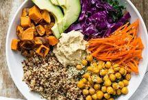Food inspirations | Buddha Bowl