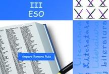 Recursos Llengua i Literatura ESO / by Primavera Sound
