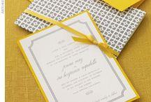 Weddings - Yellow