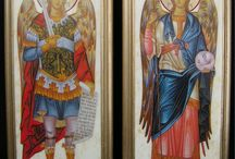 ICON Archangel Michael
